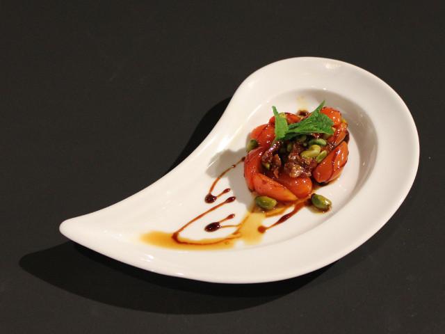 HOT & COLD Süße Tomaten zum Dessert