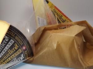 Original Appenzeller Käse richtig aufbewahren
