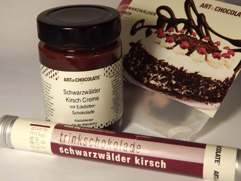 Schwarzwälder Kirsch Genuss-Trio