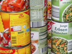 Leere Konservendosen – Tolle Küchendeko