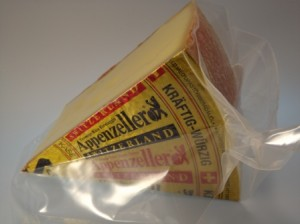 Appenzeller Käse kräftig-würzig