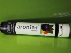 Aronia+ Sport Trinkampulle - Nahrungsergänzung für Sportler