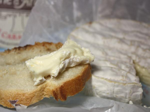 Baguette & Käse