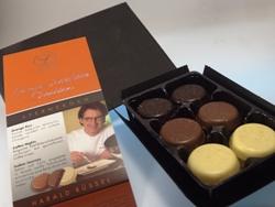 Belgian Chocolate zum Dessert