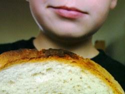 Brot bleibt in einer guten Brotdose lange frisch
