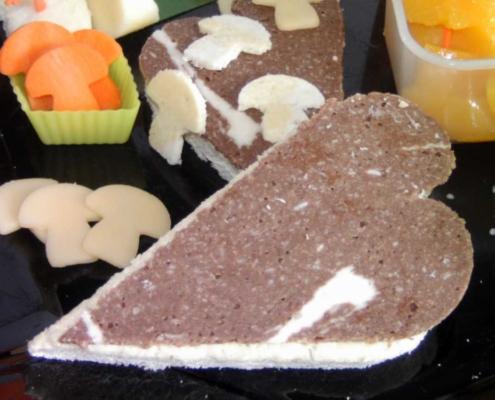 Brotdosen für Schüler halten das Pausenbrot frisch