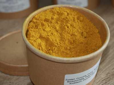 Curry madras Gewürzmischung von Mals
