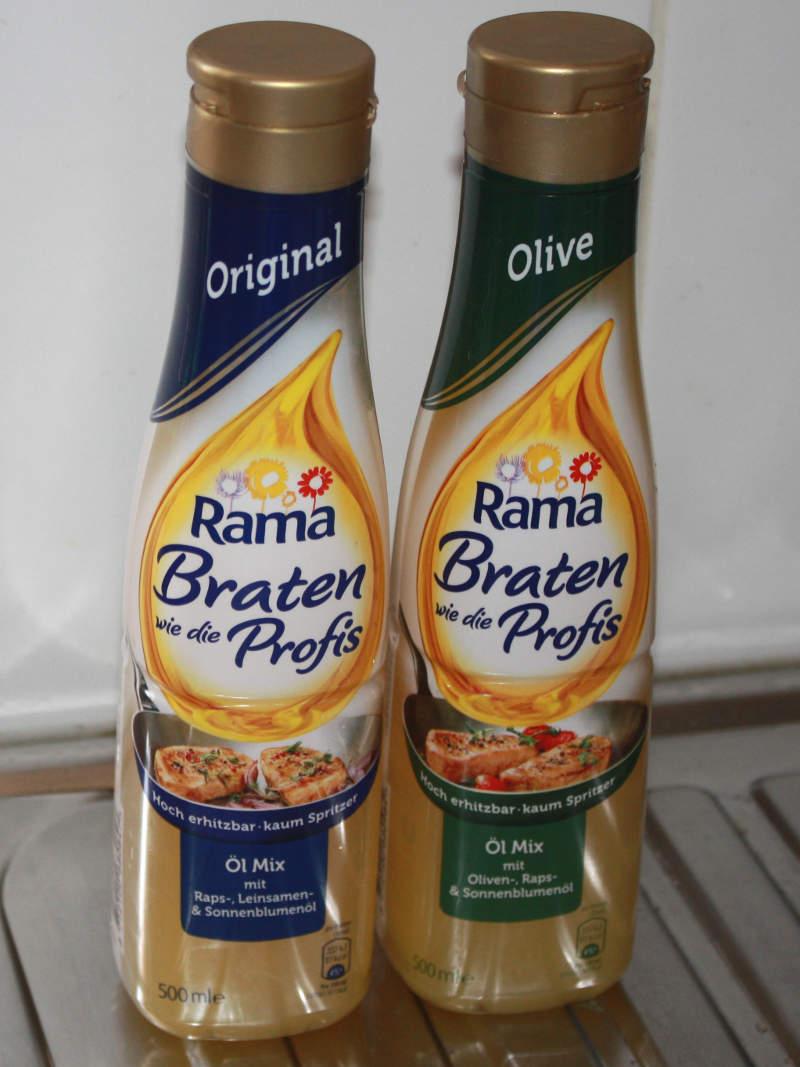 Das neue Rama Braten wie die Profis