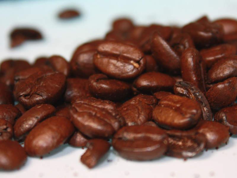 Echter Bohnenkaffee