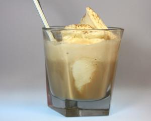 Eiskaffee und Eisschokolade