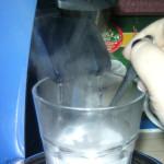 Entkalkung der Kaffeemaschine