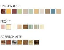 Farbgestaltung für die Küche