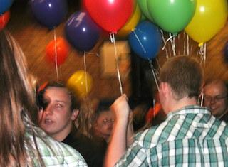 Feiern richtig organisieren