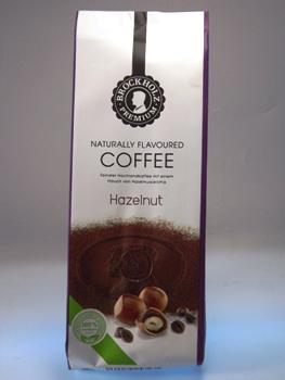 Flavoured Coffee Hazelnut gemahlen