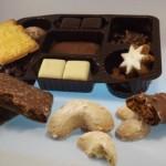 Gebäck, Butterspekulatius, Vanille-Kipferl, Printen & Lebkuchen