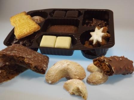 Lebkuchen zur Weihnachtszeit