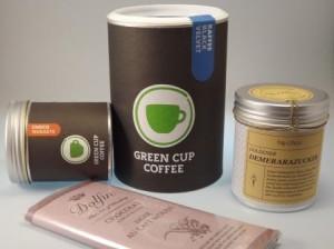 Green Cup Coffee für den besonderen Kaffeegenuss