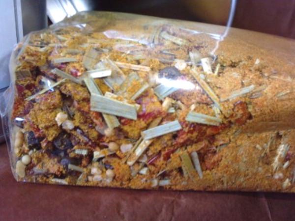 Grobes Curry für würzige Speisen