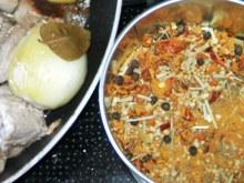 Hochwertige Zutaten zum Kochen und Backen