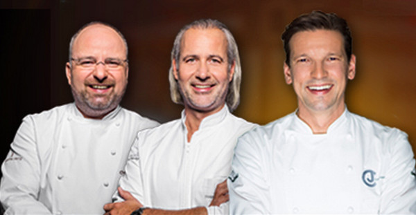 Jury von Game of Chefs VOX