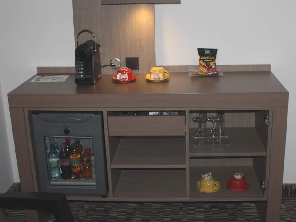 Kaffeeküche im Büro
