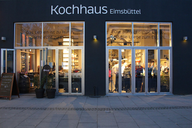Kochhaus Hamburg-Eimsbüttel