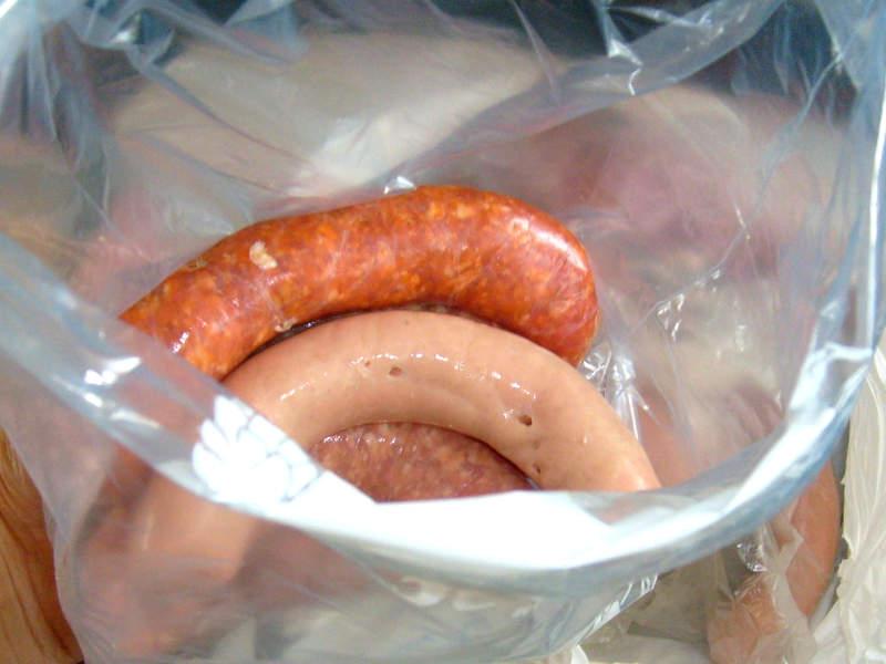 Lebensmittelkeime beim Abtauen von Fleisch