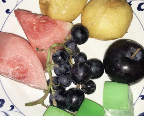 Leichte Sommerküche - lecker & abwechslungsreich