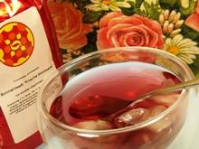 Loser Tee in handgestalteter Teebox als Geschenkidee
