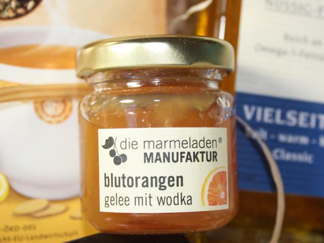 Marmelade mit Schwips