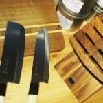 Messerblock schützt Ihre Messer in der Küche
