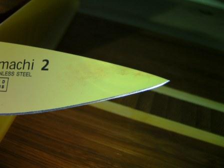 Messerklinge & Messerspitze KAI PureKomachi 2 Allzweckmesser