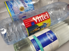 Mineralisierung von Mineralwasser