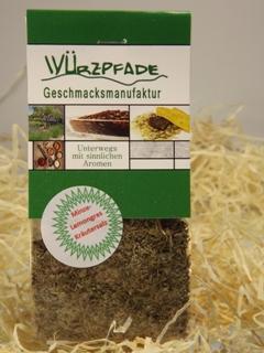 Minze-Lemongras-Gewürzsalz