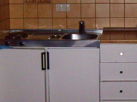 Neue Küche vom Hersteller