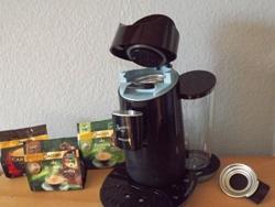 Neue Kaffeemaschine für den Kaffeeliebhaber