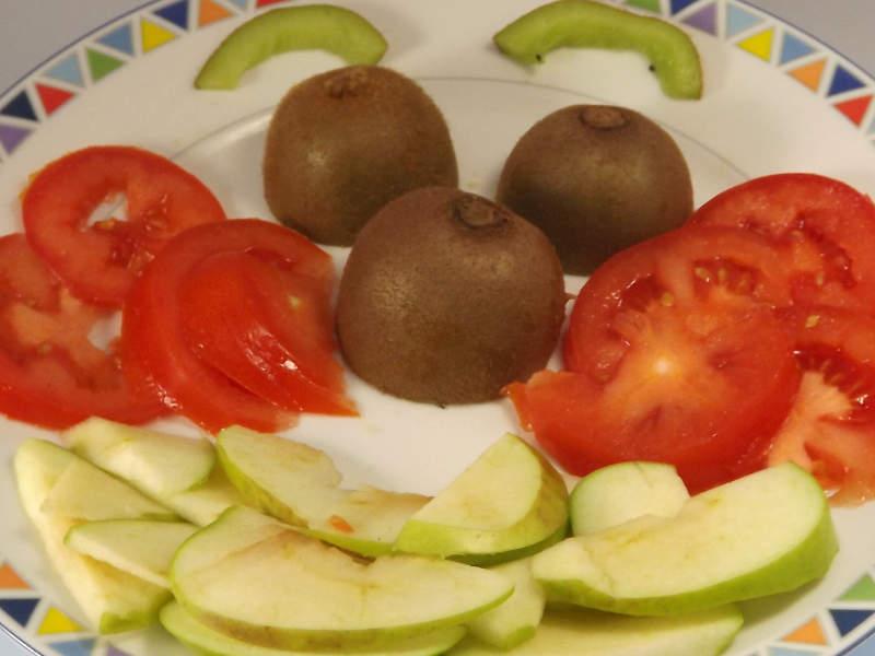 Obst trocknen im Dörrautomat oder Backofenv