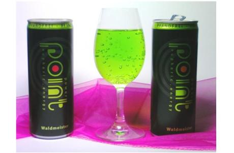 Power Point Waldmeister Energydrink