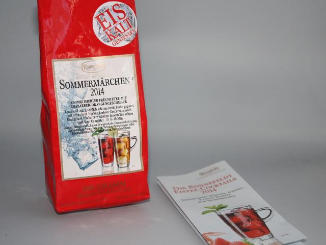 Ronnefeldt Tee Sommermärchen 2014