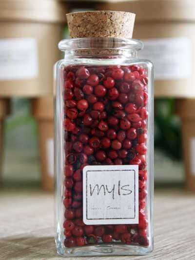 würzige Fruchtbeeren nachhaltig verpackt