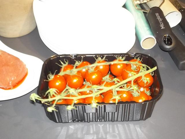 Süße Tomaten zum Dessert