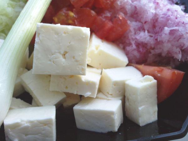 Salate und Rohkosten