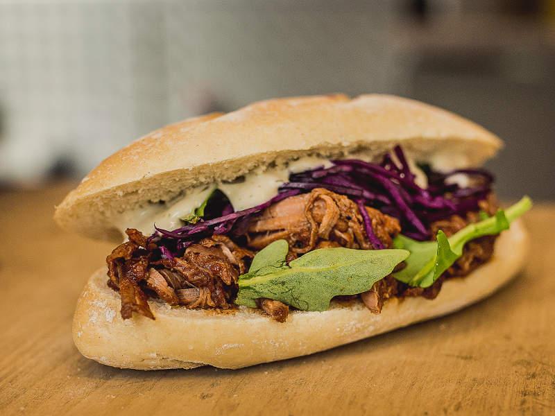 Sandwiches von FoodFlotte