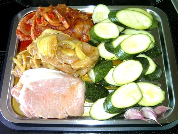 Vorbereitungen für die Grillsaison 2015