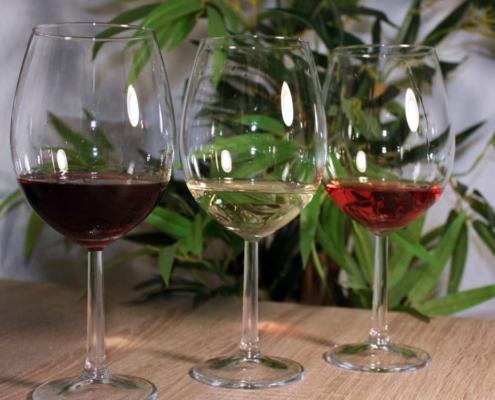 Wein zum Essen - aber welcher?