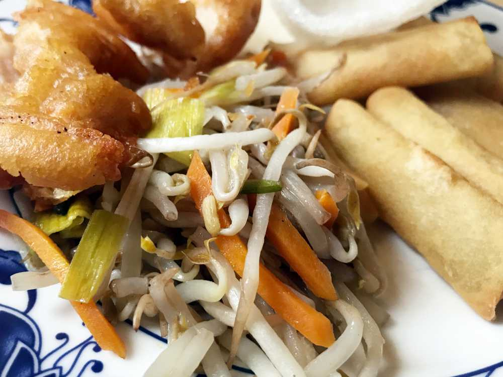 Asiatisches Gericht selbst zubereiten