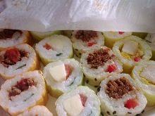 njushi Reisröllchen - Alternative für Sushi
