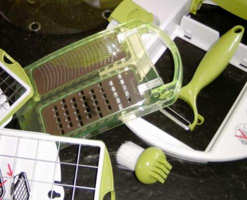 Praktische Küchenhelfer erleichtern die Küchenarbeit